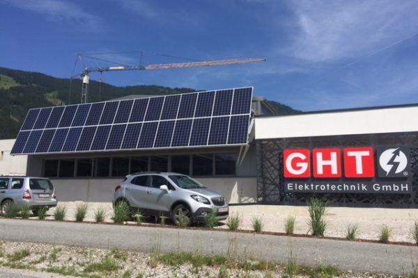 GHT Elektrotechnik in Saalfelden