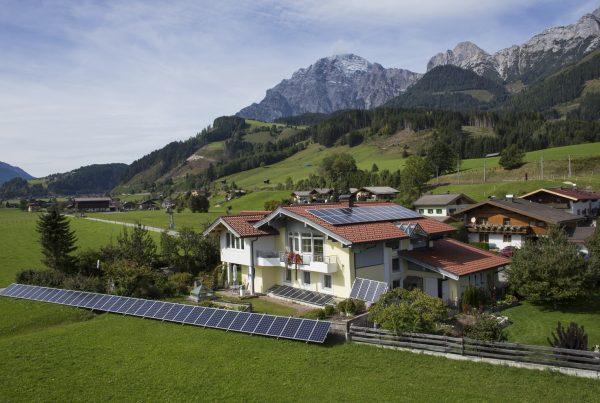 Leogang Photovoltaikanlage