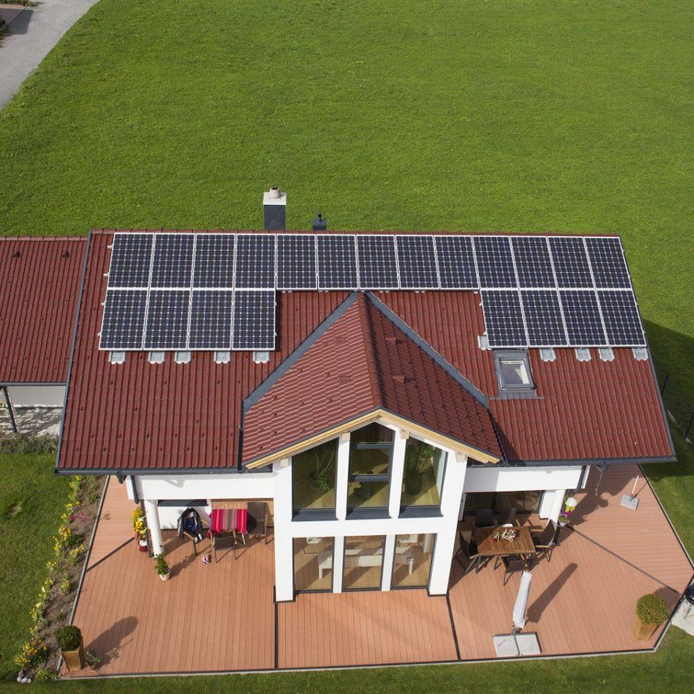 Photovoltaikanlage Maishofen