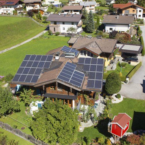 Photovoltaikanlage Unken