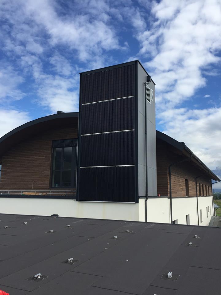 Feuerwehr Maishofen - Pinzgau Photovoltaik von Energieautonom Gmbh